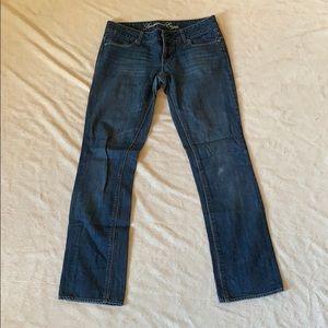 American Eagle Straight Leg Jeans